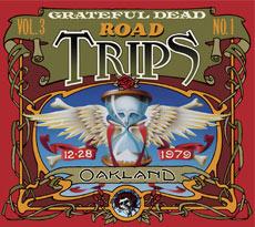 <i>Road Trips Volume 3 Number 1</i> 2009 live album by Grateful Dead
