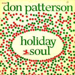 Holiday Soul (Don Patterson album) - Wikipedia