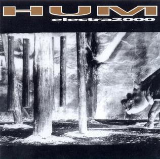 <i>Electra 2000</i> 1993 studio album by Hum