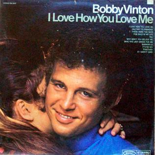 vinton single girls Check out roses are red (my love) (single version) by bobby vinton on amazon music stream ad-free or purchase cd's and mp3s now on amazoncom.
