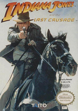 indiana jones and the last crusade 1991 video game