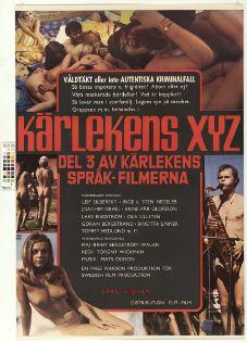 <i>Kärlekens XYZ</i> 1971 film by Torgny Wickman