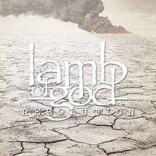 <i>Resolution</i> (Lamb of God album) 2012 studio album by Lamb of God