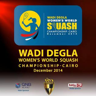 2014 Womens World Open Squash Championship