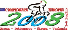 Logo of the 2008 European Road Championships.jpg