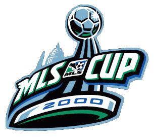 MLS Cup 2000 2000 edition of the MLS Cup
