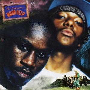 <i>The Infamous</i> 1995 studio album by Mobb Deep