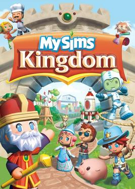 Picture of a game: Mysims Kingdom