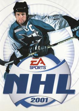 Picture of a game: Nhl 2001