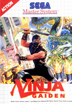ninja gaiden 2 nes cover