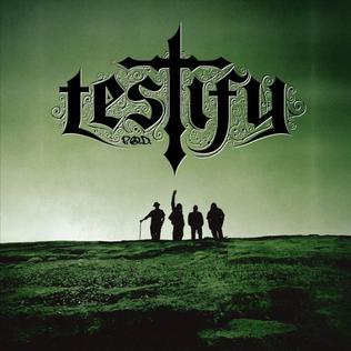 <i>Testify</i> (P.O.D. album) 2006 studio album by P.O.D.