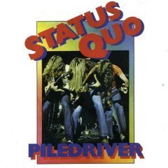 Piledriver album cover