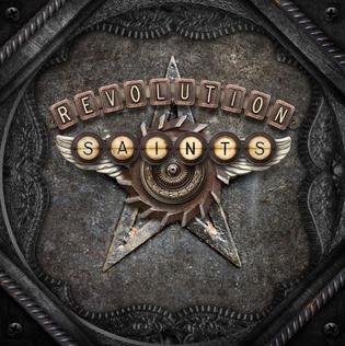 <i>Revolution Saints</i> (album) 2015 studio album by Revolution Saints