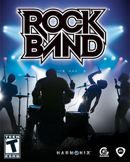 Picture of a game: Rockband