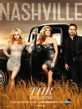 CMT to Honor the Cast of Nashville with Special International Impact Award