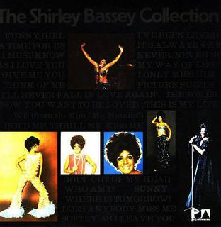 <i>The Shirley Bassey Collection</i> 1972 compilation album by Shirley Bassey
