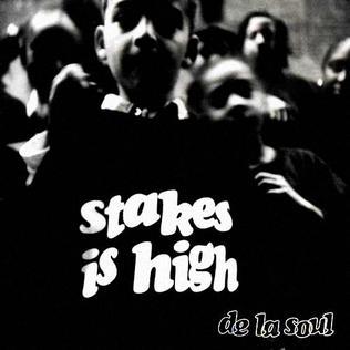 Stakes is High album cover - Mutlaka dinlemiş olmanız gereken 25 Klasik Hip-Hop albümü