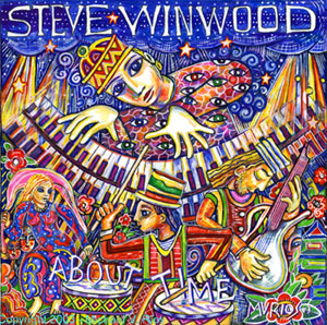 About Time (Steve Winwood album)