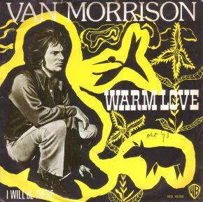 Warm Love single by Van Morrison