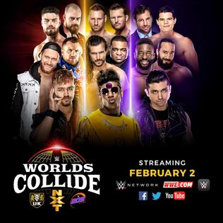 WWE Worlds Collide - Wikipedia