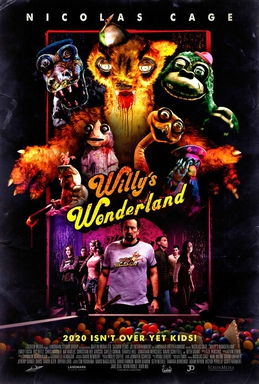 Picture of a movie: Willy Wonderland