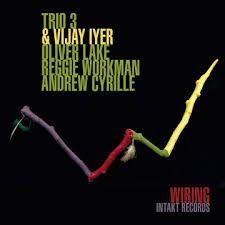 <i>Wiring</i> (album) 2014 studio album by Trio 3 + Vijay Iyer
