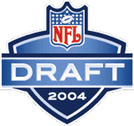 2004 NFL Draft 69th annual meeting of National Football League franchises to select newly eligible players