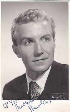 Harold Lang (actor) British character actor