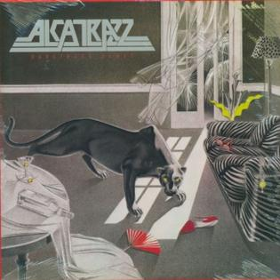 <i>Dangerous Games</i> (album) 1986 studio album by Alcatrazz