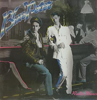 Radio Silence (Blue Peter album) - Wikipedia