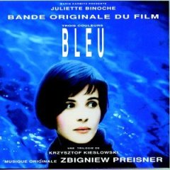 <i>Three Colors: Blue</i> (soundtrack) 1993 film score by Zbigniew Preisner