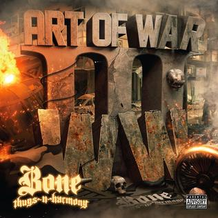 <i>The Art of War: World War III</i> 2013 studio album by Bone Thugs-n-Harmony