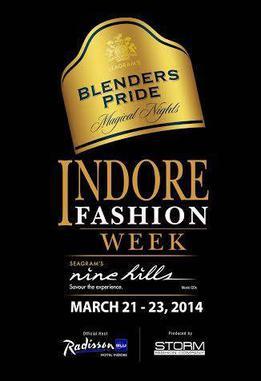 Blenders Pride Fashion Tour  Schedule