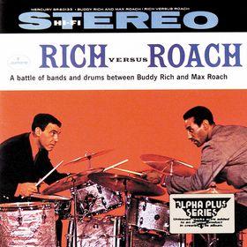 <i>Rich Versus Roach</i> 1959 studio album by Buddy Rich and Max Roach