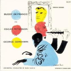 <i>Buddy DeFranco and Oscar Peterson Play George Gershwin</i> 1954 studio album by Buddy DeFranco