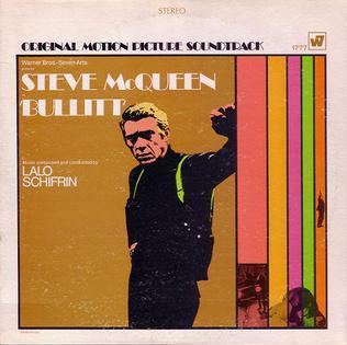 <i>Bullitt</i> (soundtrack) 1969 soundtrack album by Lalo Schifrin