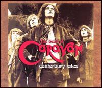 <i>The Best of Caravan – Canterbury Tales</i> 1976 greatest hits album by Caravan