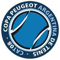 Copa Peugeot Argentina de Tenis Logo