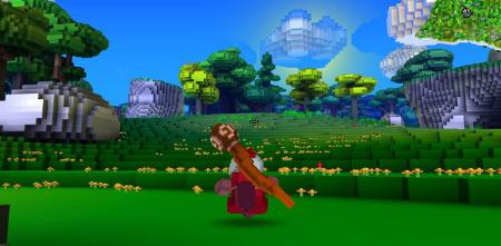 скачать игру Cube World последнюю версию - фото 4
