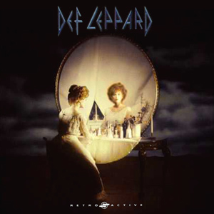 <i>Retro Active</i> 1993 compilation album of B-side singles by Def Leppard