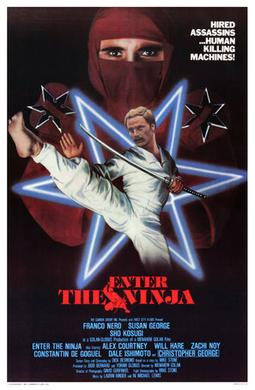 Enter the Ninja (1981) Movie Reviews