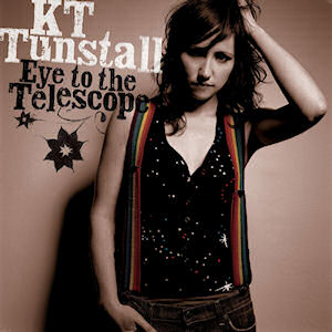 <i>Eye to the Telescope</i> 2004 studio album by KT Tunstall