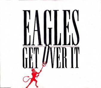 Imagem da capa da música Get Over It de Eagles