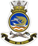 HMAS Coonawarra