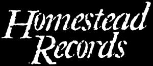 Homestead Records record label