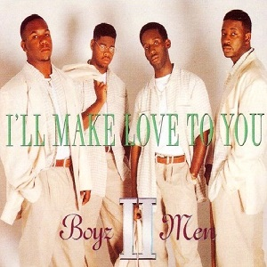 Boyz II Men — I'll Make Love to You (studio acapella)