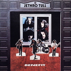 <i>Benefit</i> (album) 1970 studio album by Jethro Tull