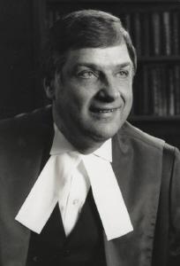 Joe Kryczka Canadian lawyer, judge and ice hockey administrator