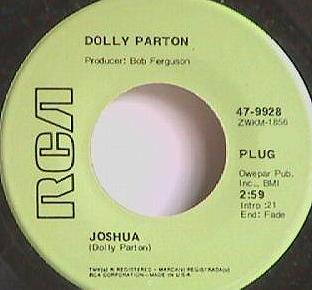 Joshua (song) 1970 song by Dolly Parton