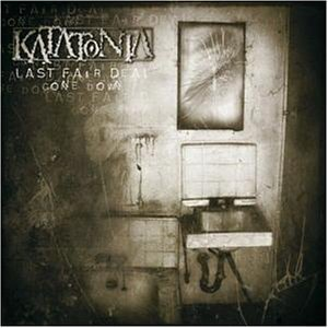 <i>Last Fair Deal Gone Down</i> (album) 2001 studio album by Katatonia